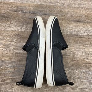 Divided by H&M Black Slip On Shoes 38